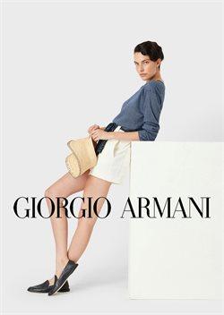 Catálogo Armani en Álvaro Obregón (CDMX) ( Caduca hoy )