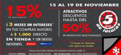 Ofertas de Montecassino  en el folleto de Iztapalapa