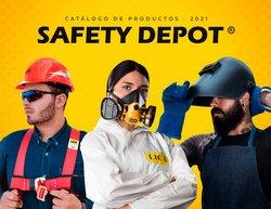 Ofertas de Safety Depot en el catálogo de Safety Depot ( 27 días más)