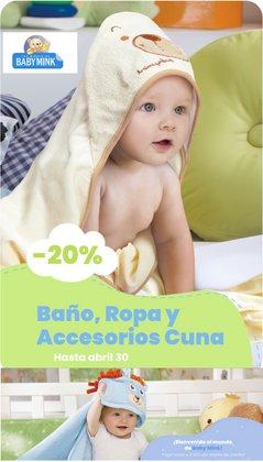 Ofertas de Juguetes y Niños en el catálogo de Baby mink en Naucalpan (México) ( Publicado ayer )