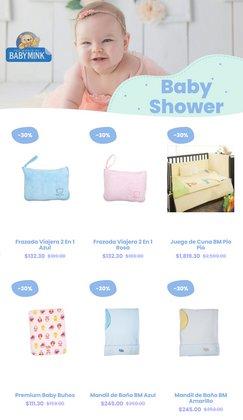 Ofertas de Baby mink en el catálogo de Baby mink ( 11 días más)