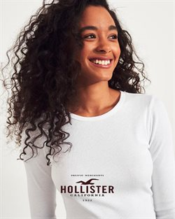 Ofertas de Hollister Co  en el folleto de Juriquilla