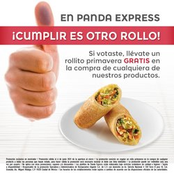 Ofertas de Panda Express en el catálogo de Panda Express ( Vencido)