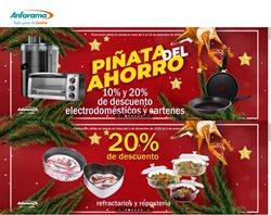 Catálogo Anforama en Cuajimalpa de Morelos ( Caducado )