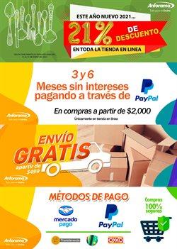 Catálogo Anforama en Cuajimalpa de Morelos ( 5 días más )