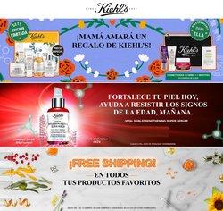 Ofertas de Kiehl's en el catálogo de Kiehl's ( Vencido)
