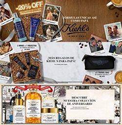 Ofertas de Kiehl's en el catálogo de Kiehl's ( 8 días más)