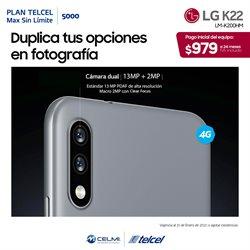 Catálogo Celular Milenium en Ciudad de México ( Caducado )