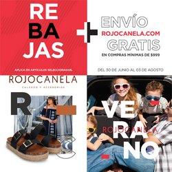 Ofertas de Rojo Canela en el catálogo de Rojo Canela ( Vence hoy)