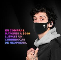 Cupón Skullcandy en Guadalajara ( 3 días publicado )
