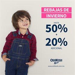 Ofertas de Juguetes y Niños en el catálogo de OshKosh en Heróica Puebla de Zaragoza ( 7 días más )