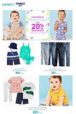 Ofertas de Juguetes y Niños en el catálogo de OshKosh ( 5 días más)