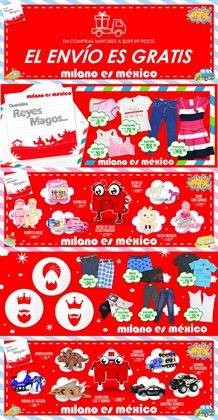 Catálogo Milano en Fresnillo ( Caducado )
