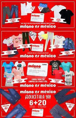 Catálogo Milano ( 9 días más )
