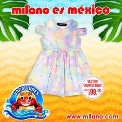Ofertas de Ropa, Zapatos y Accesorios en el catálogo de Milano en Guamúchil ( Vence mañana )
