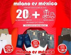 Ofertas de Milano en el catálogo de Milano ( Vence hoy)