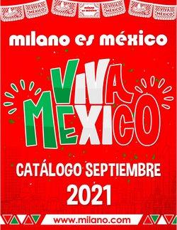 Catálogo Milano ( 2 días más)