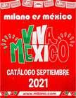 Catálogo Milano ( 10 días más )
