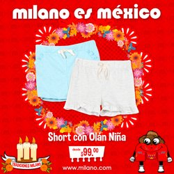Catálogo Milano ( 16 días más)