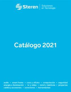 Ofertas de Electrónica y Tecnología en el catálogo de Steren en Chihuahua ( Más de un mes )