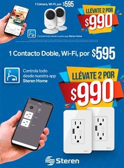 Ofertas de Electrónica y Tecnología en el catálogo de Steren en Hidalgo del Parral ( Vence mañana )