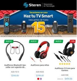 Ofertas de Electrónica y Tecnología en el catálogo de Steren ( Vence mañana )