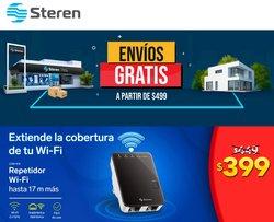 Catálogo Steren ( 11 días más)