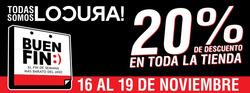 Ofertas de Locura Boutique  en el folleto de Monterrey