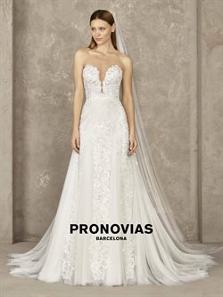 Ofertas de Pronovias  en el folleto de Mérida