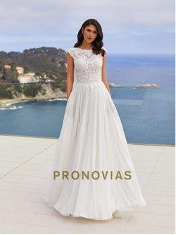 Ofertas de Pronovias en el catálogo de Pronovias ( 15 días más)