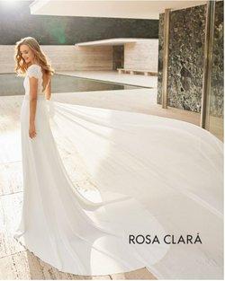Ofertas de Bodas en el catálogo de Rosa Clará ( Más de un mes)
