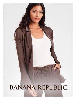 Catálogo Banana Republic ( Más de un mes )