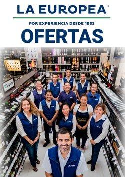 Ofertas de Hiper-Supermercados en el catálogo de La Europea en Santa Catarina (Nuevo León) ( Publicado ayer )
