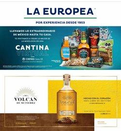 Catálogo La Europea en Tijuana ( Caducado )