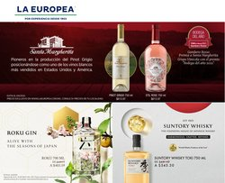 Catálogo La Europea ( 9 días más)