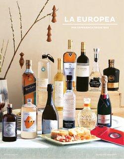 Catálogo La Europea ( Más de un mes)