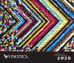 Ofertas de Vinoteca  en el folleto de Monterrey