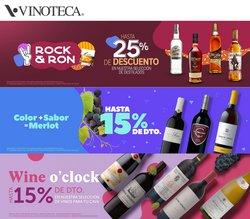 Catálogo Vinoteca ( 2 días publicado )