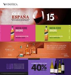 Catálogo Vinoteca ( Vence mañana)