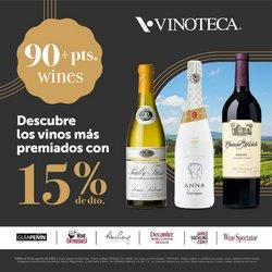 Catálogo Vinoteca ( Publicado hoy)