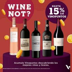 Catálogo Vinoteca ( 9 días más)