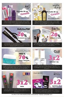 Ofertas de Sally Beauty  en el folleto de Zapopan