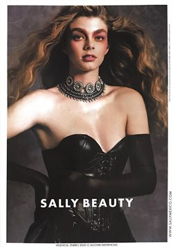Ofertas de Sally Beauty  en el folleto de Guadalajara