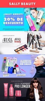 Ofertas de Perfumerías y Belleza en el catálogo de Sally Beauty en Torreón ( 15 días más )