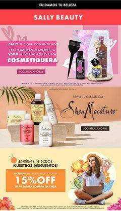 Ofertas de Perfumerías y Belleza en el catálogo de Sally Beauty en Cuajimalpa de Morelos ( Caduca hoy )