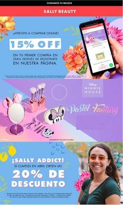 Ofertas de Perfumerías y Belleza en el catálogo de Sally Beauty en Ecatepec de Morelos ( 20 días más )