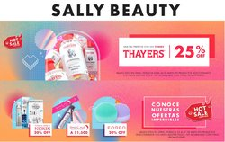 Ofertas de Sally Beauty en el catálogo de Sally Beauty ( Vencido)