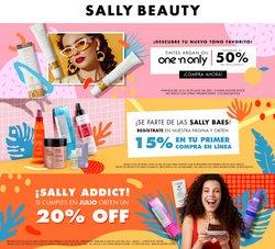 Catálogo Sally Beauty ( Vence mañana)