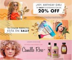 Ofertas de Perfumerías y Belleza en el catálogo de Sally Beauty ( Vence hoy)