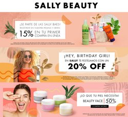 Catálogo Sally Beauty ( Publicado ayer)